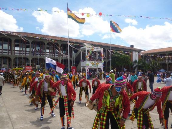 Bautizo de Cadetes Panameños 2013