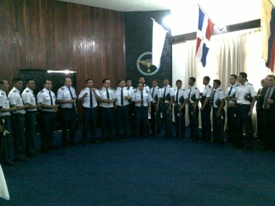 Graduación de Cadetes