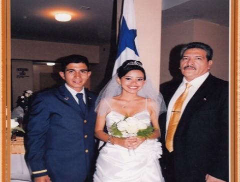 Matrimonio Histórico Cadete Panameño