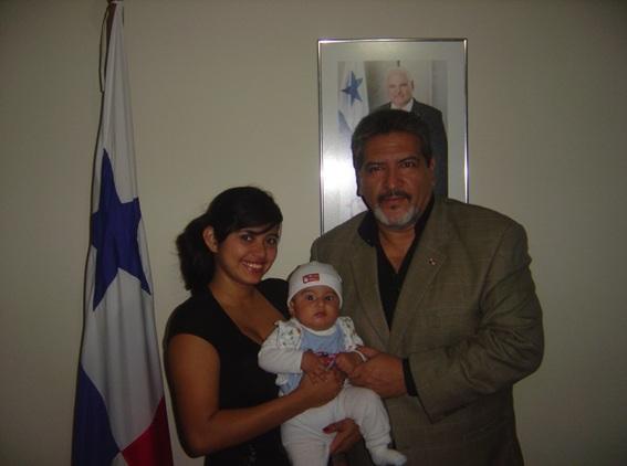 Panameños Nacidos en Bolivia