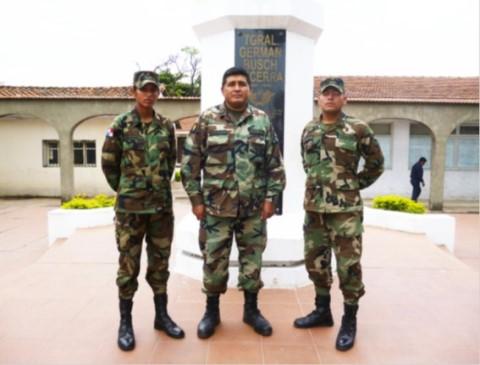 Cadetes de Cochabamba y Santa Cruz